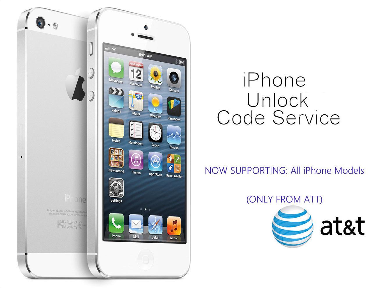 Официальный анлок iPhone от AT&T