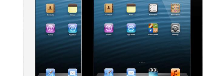 Обзор iPad 4 (with Retina display)