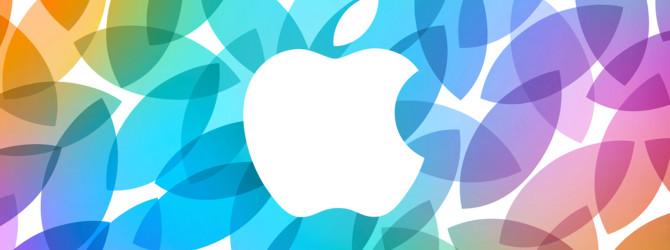 Презентация новых iPad - 22 октября