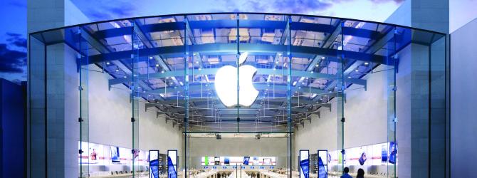 Открыты вакансии сотрудников Apple Store в России