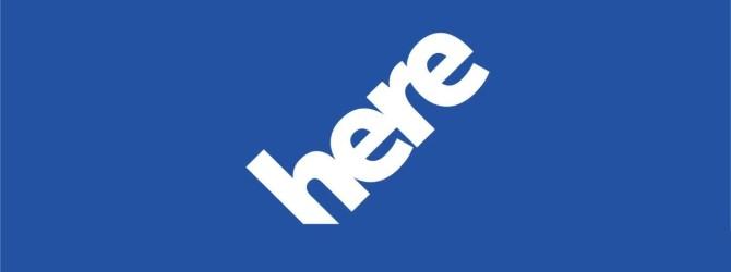 Карты Nokia были удалены из магазина App Store