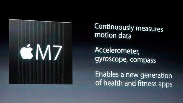 Отличия между iPhone 5C и 5S