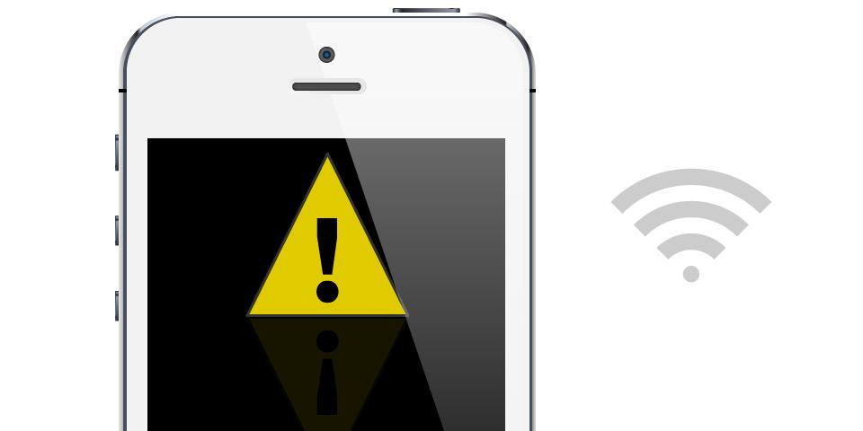 Не работает Wi-Fi на iPhone: серый значок