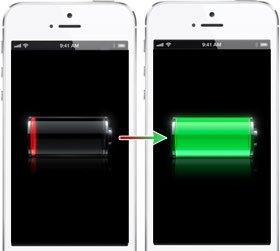 Почему быстро садиться айФон