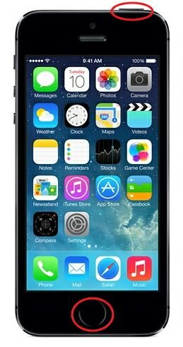 Как сделать скриншот на iPhone?