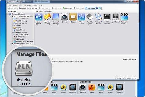 Как передать файлы с компьютера на iPhone?