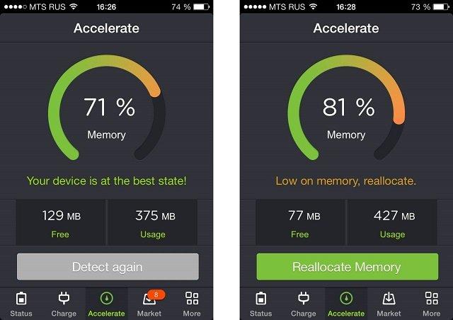 Как значительно ускорить работу iPhone 4/iPhone 4S/iPhone 3GS?