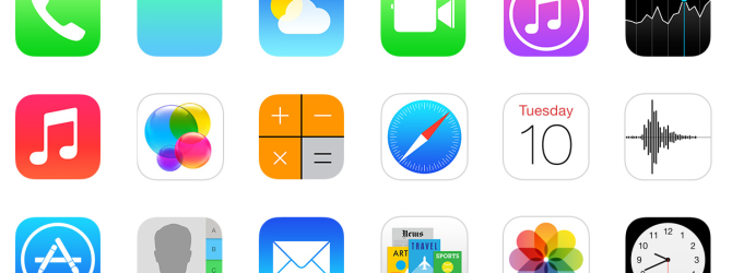 Как создать папки для программ на iPhone?