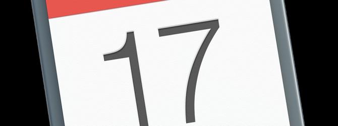 Как синхронизировать Google календарь с iPhone?