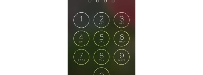 Как обойти пароль на iPhone?