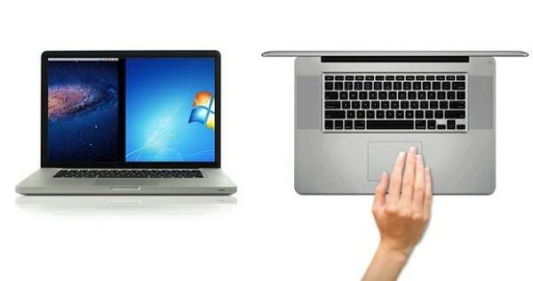 Как копировать текст в Mac