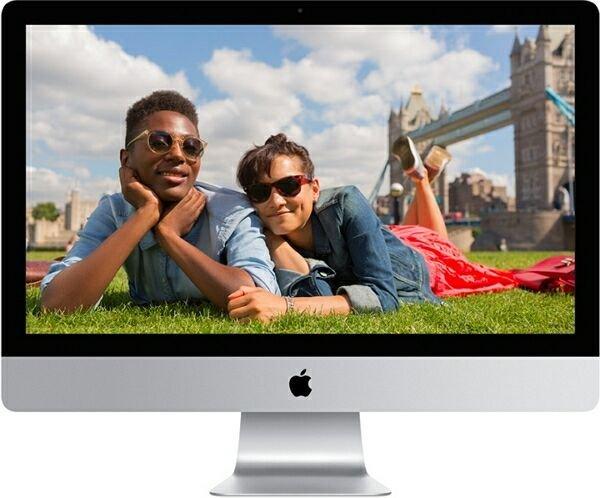 Apple планирует выпуск нового моноблока iMac с дисплеем 27 дюйма