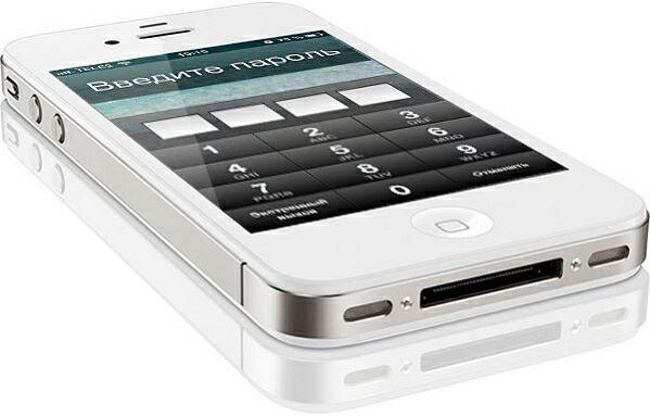 Что делать, если забыл пароль от iPhone /айфона?
