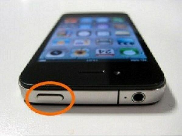 Как выключить iPhone, если не работает кнопка?