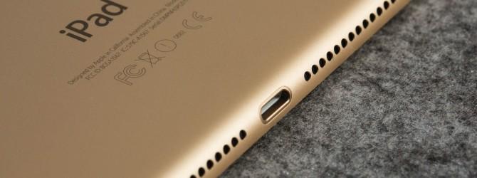 «Селфи» iPad Air 2 появилось в сети