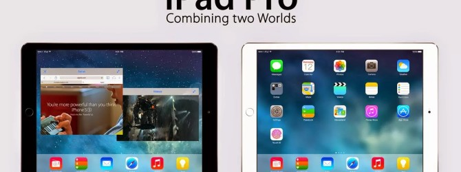 Возможности Apple iPad Pro: дисплей 12,9 дюйма, SoC Apple A8X и 2 ГБ оперативки