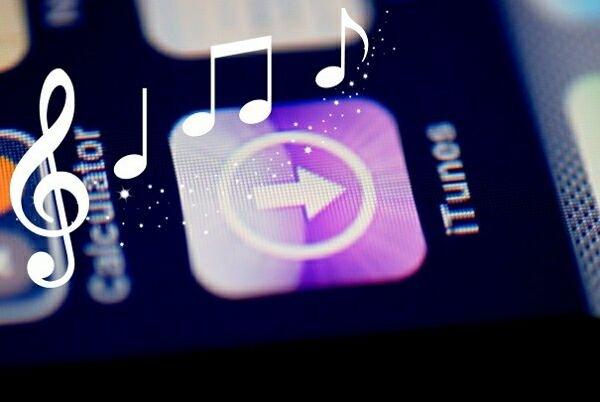 Как создать рингтон для айфона при помощи iTunes?
