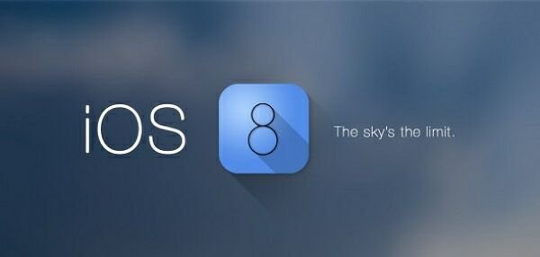 iOS 8 пользуется меньшей популярностью, чем iOS 6 и 7
