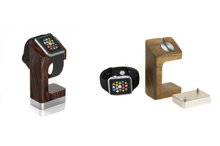 Dodocase выпустила оригинальные подставки для Apple Watch