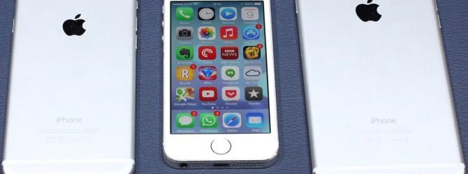 Первая партия Apple iPhone 6 Plus уже распродана
