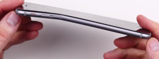 iPhone 6 самый «гнущийся» смартфон: доказано Consumer Reports