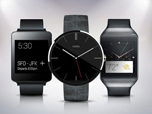 Google сделает смарт-часы на Android Wear для айфонов