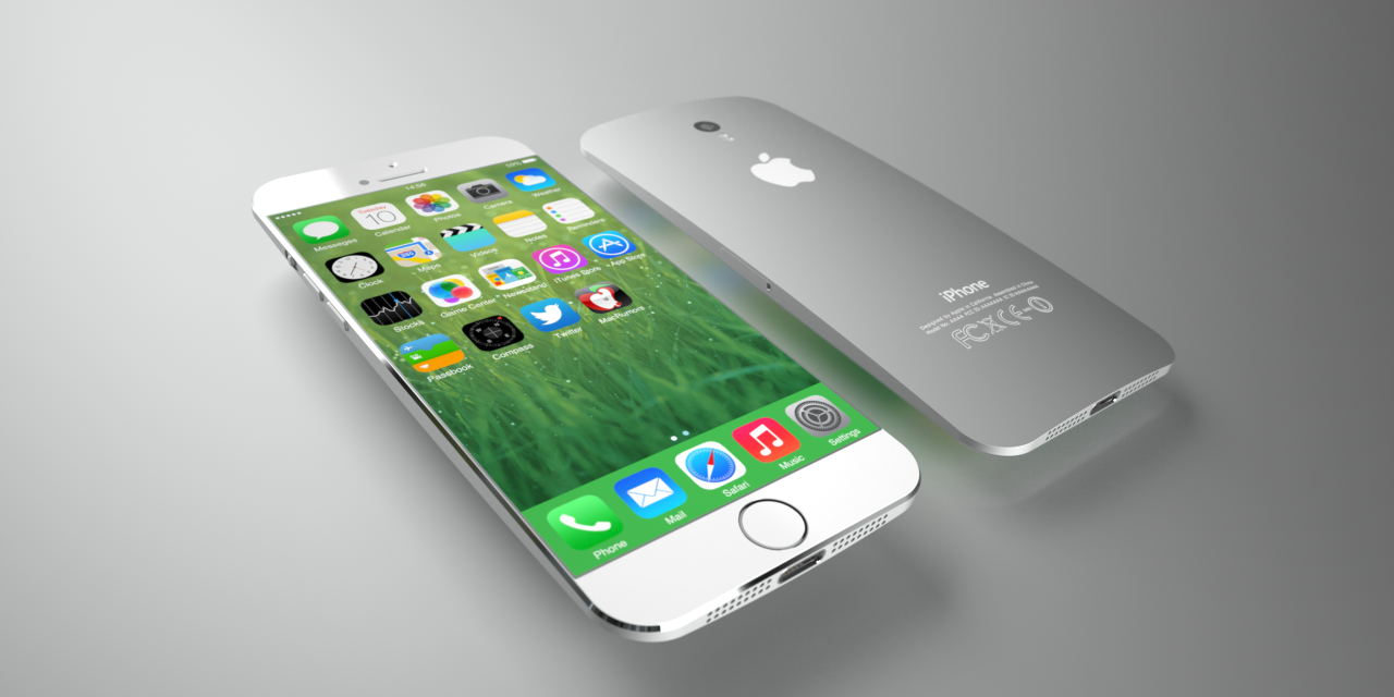 Apple получила новый патент на изогнутую поверхность дисплеев
