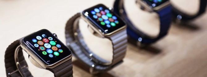 Стала известна дата выхода Apple Watch