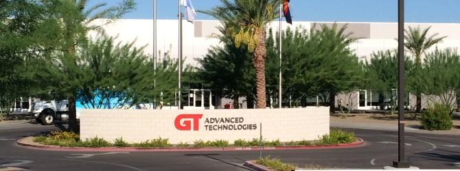 Apple скупит оборудование обанкротившейся GT Advanced Technologies