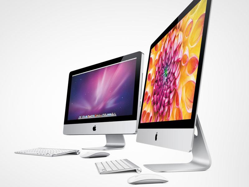 "Подробности о технических характеристиках экрана и стоимости 27"" Apple iMac"