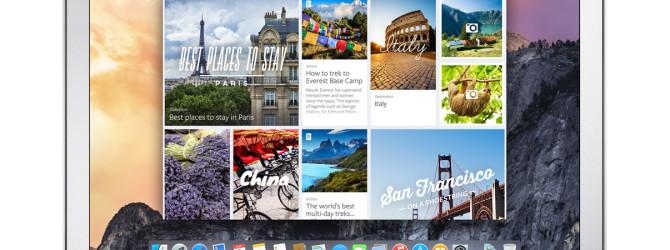 Вышла шестая публичная бета OS X Yosemite