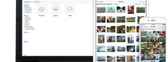 Перед релизом iOS 8.1 стала доступной бета-версия iCloud Photos