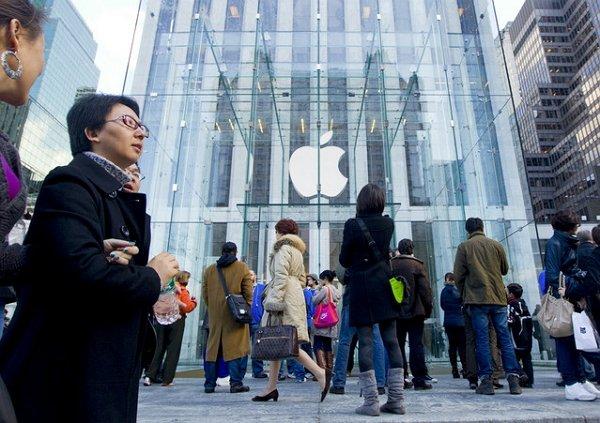 Apple стала наиболее влиятельным мобильным брендом в Китае