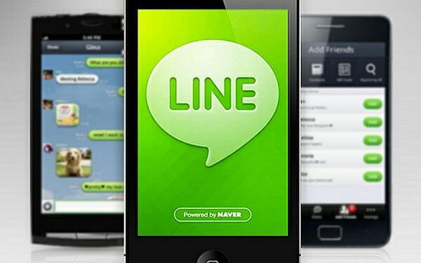 Обзор приложения Line