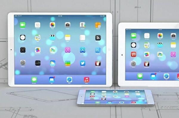 iPad Pro начнут производить не ранее второй половины 2015 года