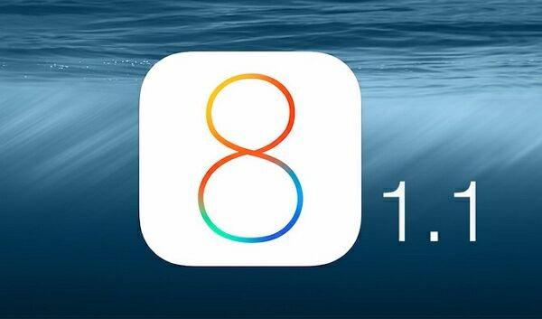 Пользователи сообщают о неполадках в работе iOS 8.1.1.