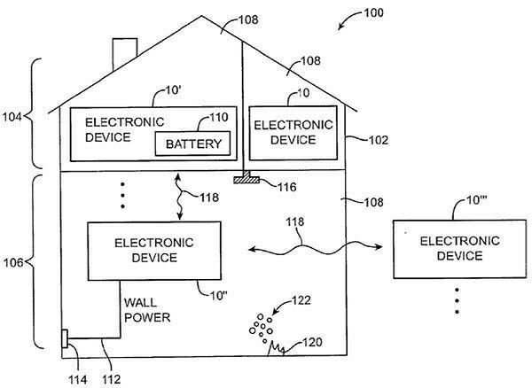 Apple занялась патентованием интеграции детекторов дыма в свою продукцию