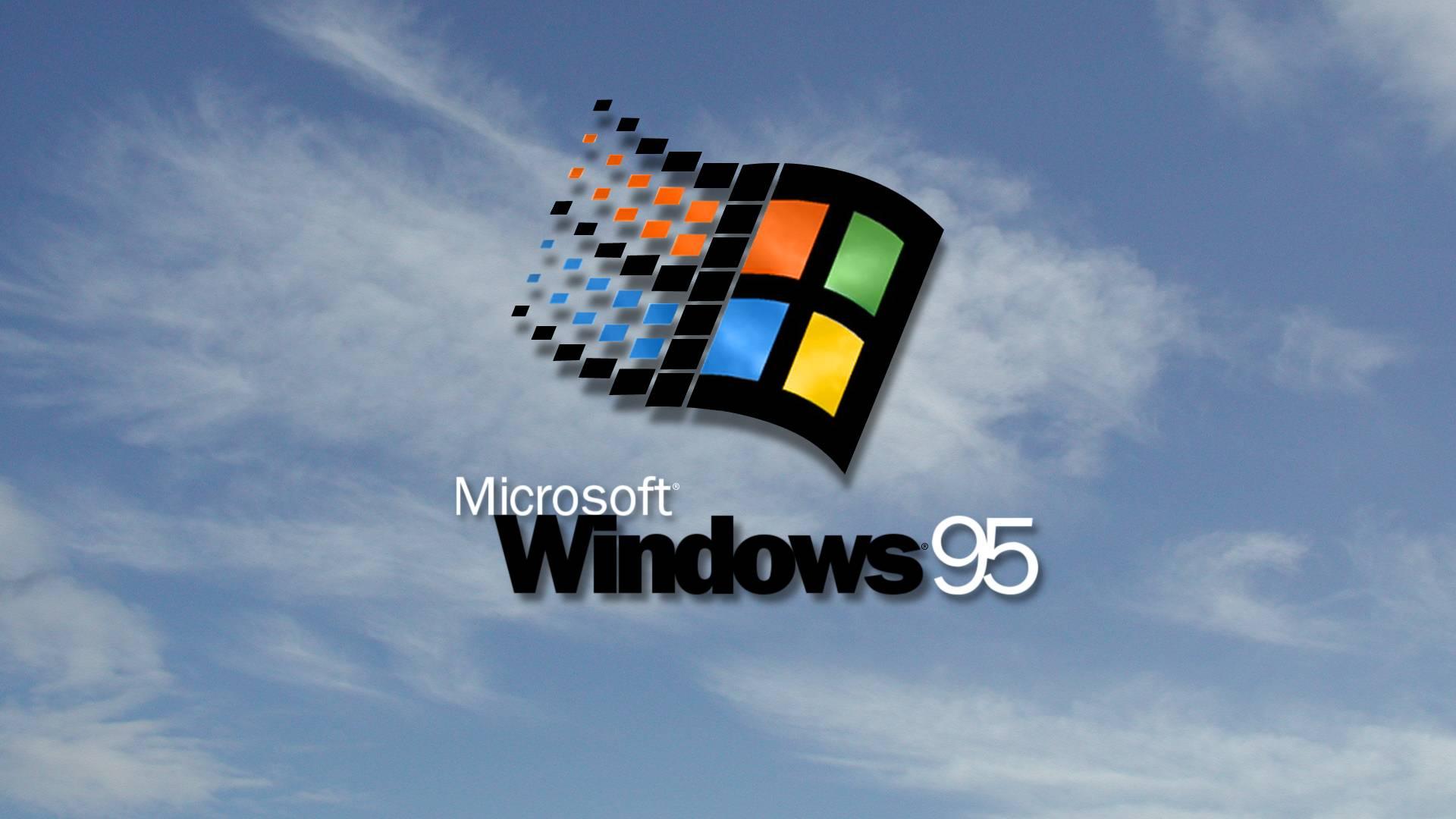 Apple windows 95