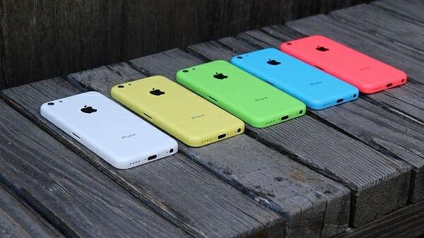 iPhone 5c покинет полки магазинов во втором полугодии 2015 года