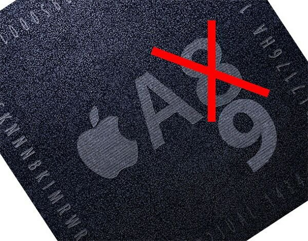 Samsung начала производство процессоров  Apple A9