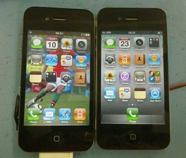 Как отличить iPhone 4 от подделки?