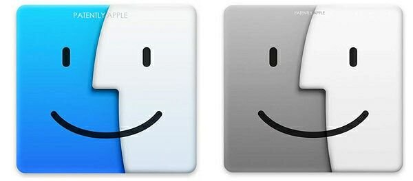 Apple планирует зарегистрировать новый логотип Mac Logo