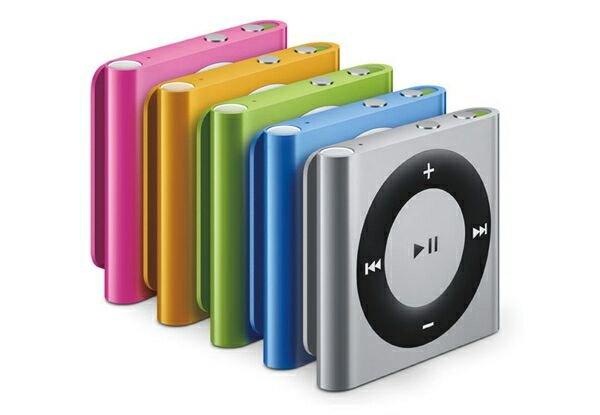 Слухи об остановке производства iPod shuffle оказались «уткой»