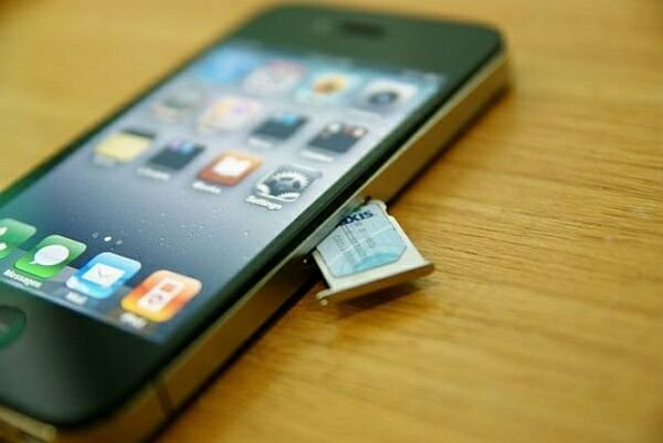 Как активировать iPhone 5s без сим-карты?