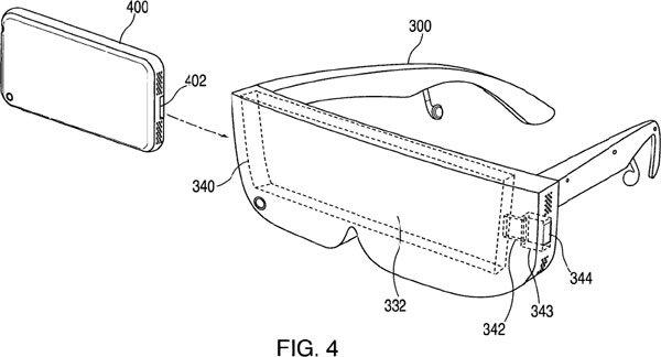 Apple получила очередной патент