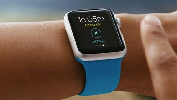 Представлены лучшие приложения для «умных» часов от Apple