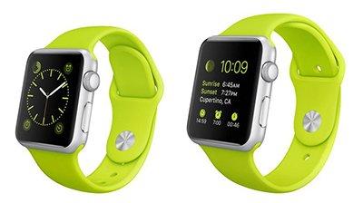 Несколько фактов об Apple Watch