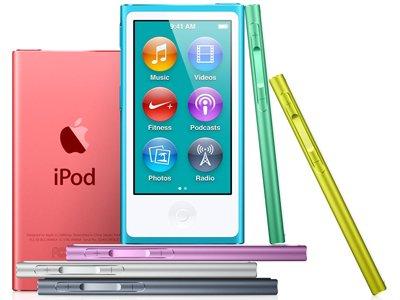 Слухи о новом iPod