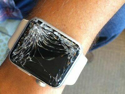 Apple Watch приготовили к употреблению