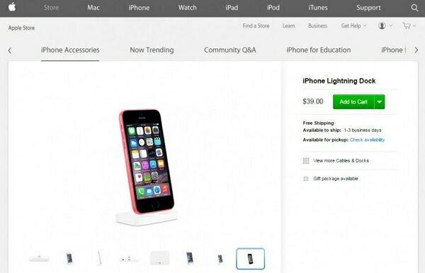 Новый iPhone случайно рассекречен
